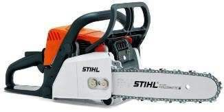 Не't Start A Saw Stihl 180 Fills A Candle